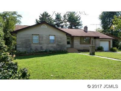 Single Family Home For Sale: 3633 Clifty Dr