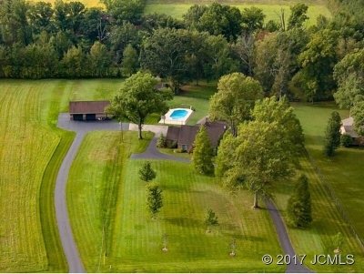 Single Family Home For Sale: 113 Meadow Ln