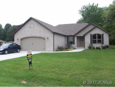 Hanover Single Family Home For Sale: 2390 College Hills Dr