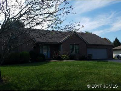 Single Family Home For Sale: 612 Miles Ridge Rd