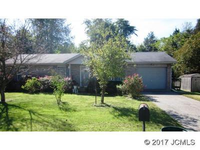Single Family Home For Sale: 1761 Magnolia Av