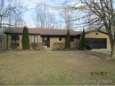 Madison IN Single Family Home For Sale: $185,900