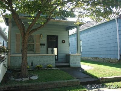 Madison IN Single Family Home For Sale: $59,900