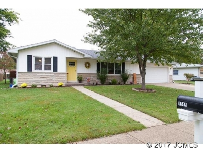 Madison IN Single Family Home For Sale: $149,900