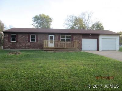 Single Family Home For Sale: 2509 Franks Dr
