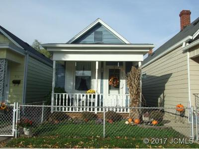 Single Family Home For Sale: 814 Main St