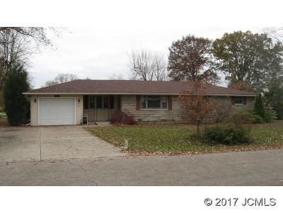 Single Family Home For Sale: 2101 Taylor St
