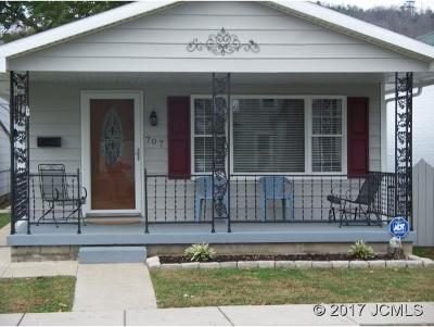 Single Family Home For Sale: 707 First St