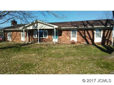 Hanover Single Family Home For Sale: 5232 Reed Rd