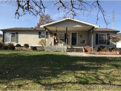 Hanover Single Family Home For Sale: 4811 Sr 256