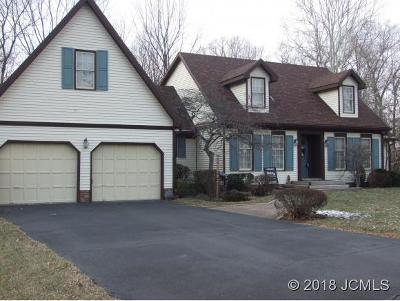 Madison Single Family Home For Sale: 490 Brentwood Dr