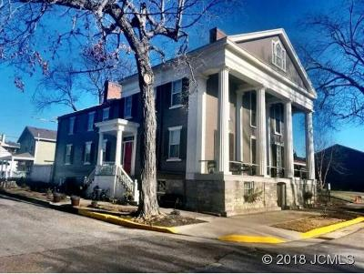 Single Family Home For Sale: 302 Elm St