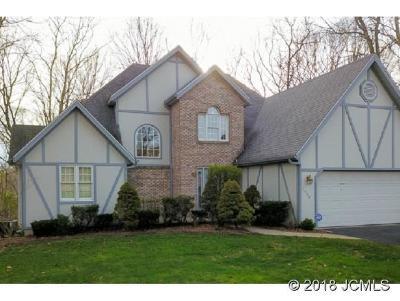 Madison Single Family Home For Sale: 2509 Poplar Ridge Ln