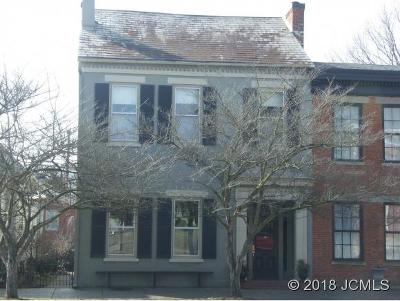 Madison Single Family Home For Sale: 505 Main St