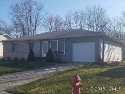 Madison IN Single Family Home For Sale: $104,900
