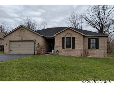 Madison IN Single Family Home For Sale: $166,900