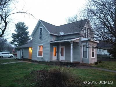 Jefferson County Single Family Home For Sale: 10514 Reynolds Rd