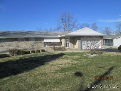 Single Family Home For Sale: 1122 Wells Dr