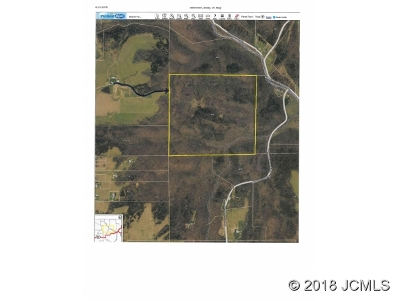 Canaan Residential Lots & Land For Sale: 10465 Barbersville Rd