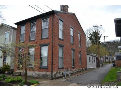 Single Family Home For Sale: 412 St Michaels Av