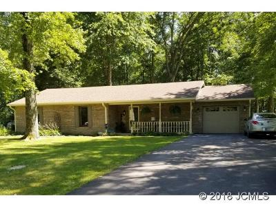 Madison IN Single Family Home For Sale: $169,900