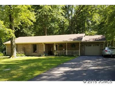Single Family Home For Sale: 5285 Quail Run Ln