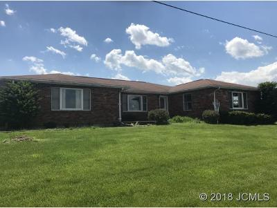Canaan Single Family Home For Sale: 9682 Sr 250