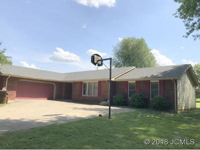 Single Family Home For Sale: 2510 College Hills Dr