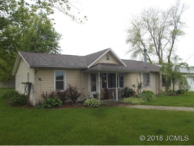 Single Family Home For Sale: 7763 New Bethel Rd