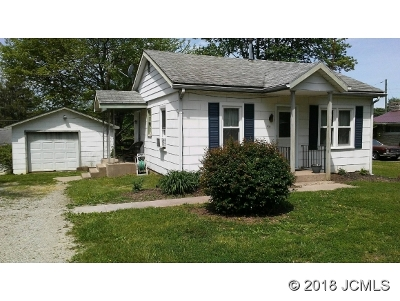 Madison Single Family Home For Sale: 1405 Lockard St