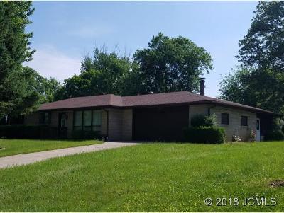 Single Family Home For Sale: 1934 Vanburen Dr