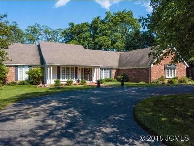 Single Family Home For Sale: 1231 Riverview Dr