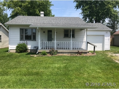 Madison IN Single Family Home For Sale: $67,900