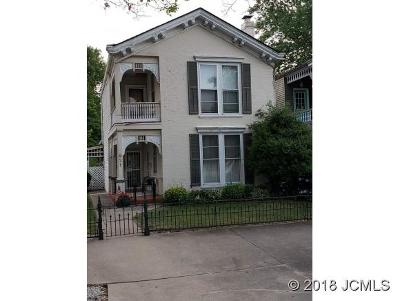 Madison Single Family Home For Sale: 921 Main St