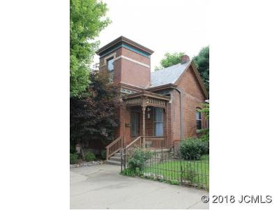 Jefferson County Single Family Home For Sale: 714 Walnut St