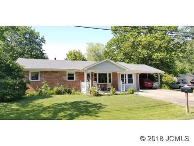 Single Family Home For Sale: 1134 Green Rd
