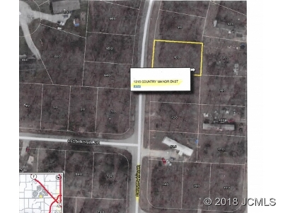 Residential Lots & Land For Sale: 1215 Country Manor East