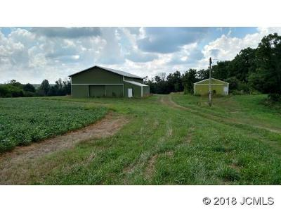 Canaan Residential Lots & Land For Sale: 10886 Elston Rd