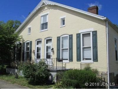 Madison IN Multi Family Home For Sale: $159,900