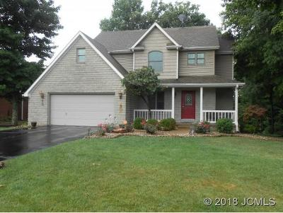 Madison IN Single Family Home For Sale: $279,900