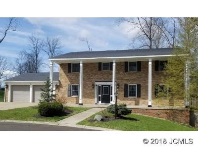 Madison IN Single Family Home For Sale: $249,900