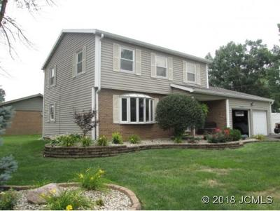 Madison IN Single Family Home For Sale: $164,900
