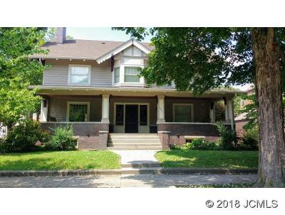 Single Family Home For Sale: 603 Second St