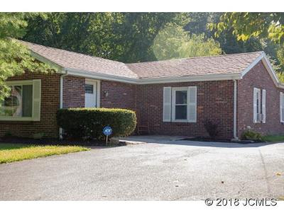 Madison IN Single Family Home For Sale: $112,000
