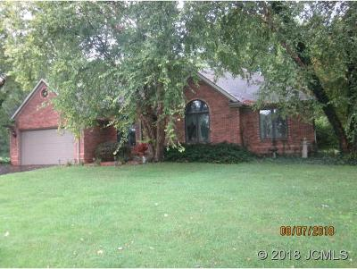 Madison IN Single Family Home For Sale: $199,900