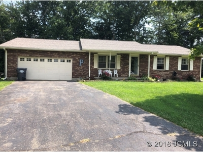 Hanover Single Family Home For Sale: 4071 Pine Ct