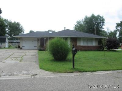 Madison IN Single Family Home For Sale: $154,900