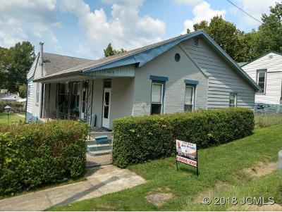 Madison Single Family Home For Sale: 607 East St
