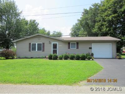 Hanover Single Family Home For Sale: 206 Clifford Duke Dr