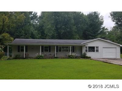 Hanover Single Family Home For Sale: 542 Grange Hall Rd